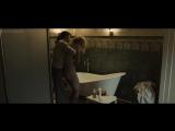 Голая Кирстен Данст (Kirsten Dunst) в фильме Меланхолия (Melancholia, 2011, Ларс фон Триер) 1080p