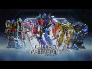 Transformers׃ Forged To Fight [Toy Fair Trailer]