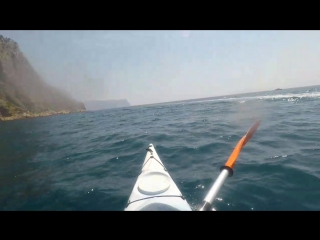 Kayaking in Balaklava