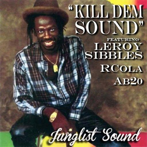 RCola альбом Kill Dem Sound