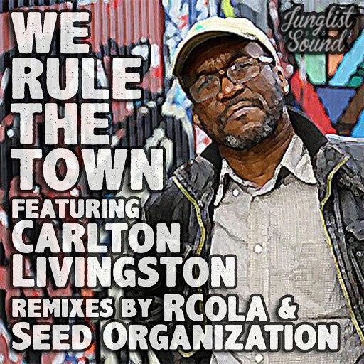 RCola альбом We Rule The Town Remixes