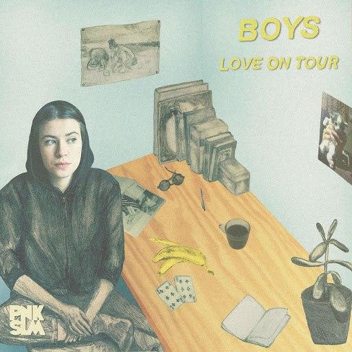Boys альбом Love on Tour EP