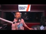 Интервью Найла со Smallzy на радио Nova FM. Часть 2.