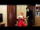 Игорек и Богдан спасают подарки Санты
