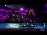 true HD Haley Reinhart Call Me Top 8 American Idol 2011 (Apr 13)