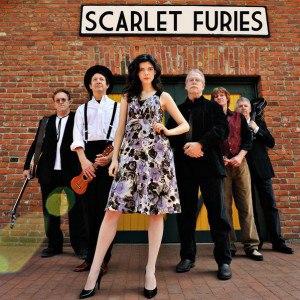 The Scarlet Furies