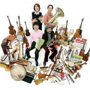 Kuricorder Quartet