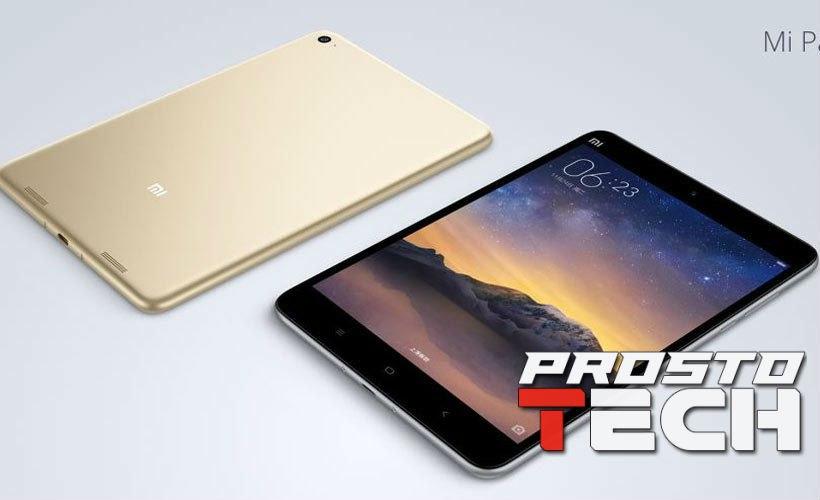 Xiaomi анонсировала новый планшет MiPad 3