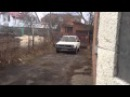 Vw golf mk1 77 test drive after long time