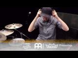 Richard Spaven - TamTam DrumFest Sevilla 2016 - Yamaha Drums - Meinl Cymbals - Remo DrumsHead