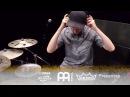 Richard Spaven TamTam DrumFest Sevilla 2016 Yamaha Drums Meinl Cymbals Remo DrumsHead