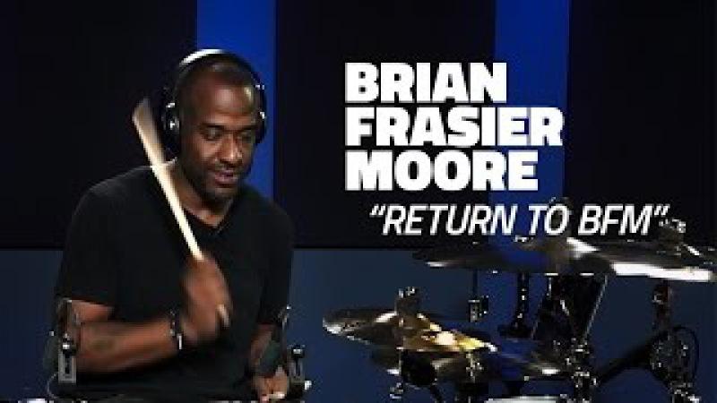 Brian Frasier-Moore:
