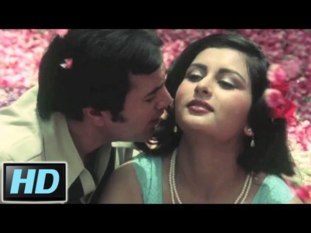 Kiski Sadayen - Kishore Kumar, Asha Bhosle, Red Rose Romantic Song