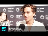 Cole Sprouse, Lili Reinhart & Riverdale Cast Reveal The Craziest Fan Theories   MTV News