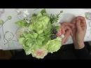 Гардения из ХФ ...или что то похожее : Gardenia tutoreal by Rita
