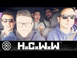 FIRE AT WILL - WALK THE LINE - HARDCORE WORLDWIDE (OFFICIAL LYRIC D.I.Y. VERSION HCWW)