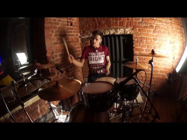 Eugene Baskov - Mura Masa - Love$ick (feat A$AP Rocky) Drum Cover