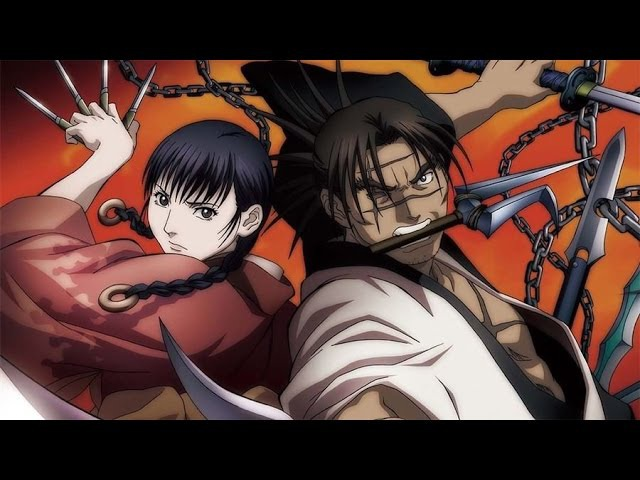 клинок бессмертного . Blade of the Immortal . Mugen no Juunin