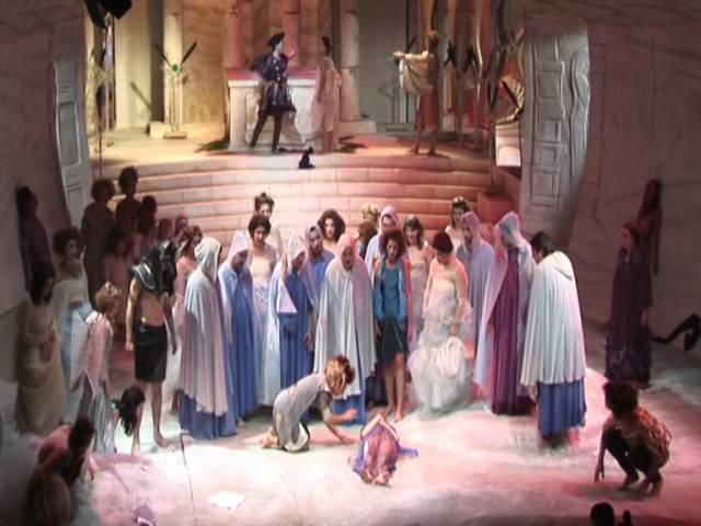 Premiera Orfeu si Euridice - Teatru Bulandra