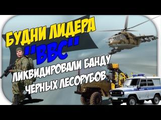 Ликвидировали банду черных лесорубов! - Будни лидера ВВС [Amazing RP, CR:MP]