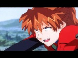 Neon Genesis Evangelion - Asuka's Death (1080 HD) (60FPS)