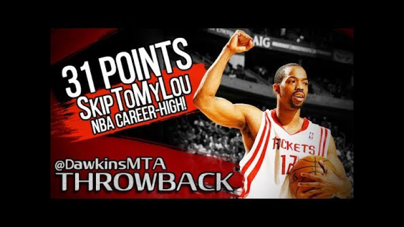 Rafer Alston AKA 'Skip To My Lou' NBA CAREER-HiGH 2008.03.16 vs Lakers - 31 Pts, 8 Threes!
