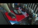 WEBSLINGER Spray Paint Art X by Markus Fussell