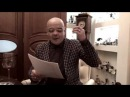 Константин Райкин читает стих Роберта Рождественского «Я уехал от весны»