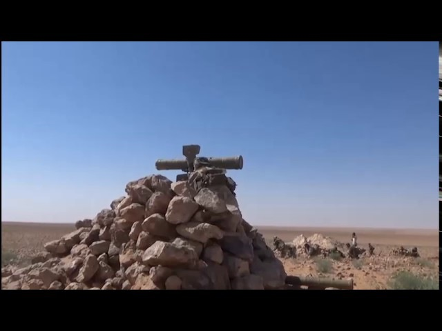 Witness the failure of the Syrian army and its allies the attack of the organization calling the west of Hamaima near Deir Ezzor