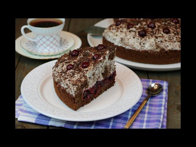 Торт Принц Евгений ✧ Prinz-Eugen Kirschtorte ✧ Prince Eugene Cake (English Subtitles)