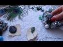 Мастер класс по вышивке бисером-брошь мотылек от Ксении