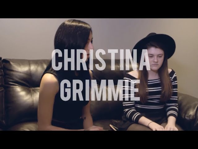 Christina Grimmie and Kayla Korpics - Without Him   at the Plaza Live