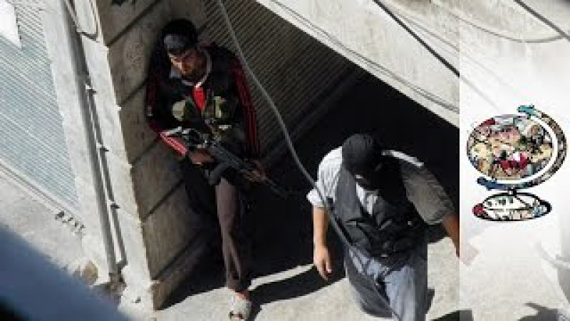 9 Days - From My Window in Aleppo