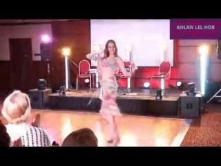 AHLAN LEL HOB 2016, Krasnoyarsk, Russia, Anastasia Fedorova