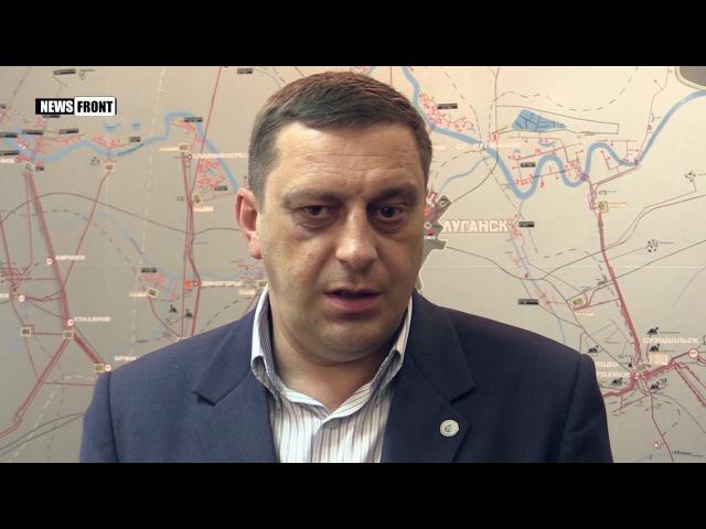 Киев полностью отключил ЛНР воду, зная, что у Республики еще мало своих источников