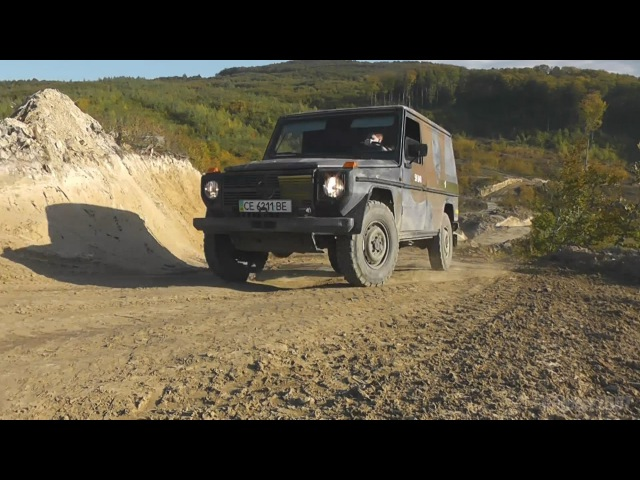 Mercedes-Benz G 240GD W460 Military Classic