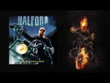 Halford - Resurrection feat. Ghost Rider (Призрачный Гонщик)