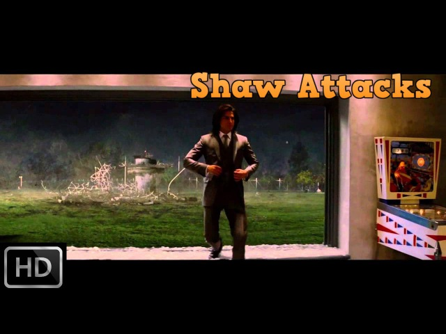 X-Men First Class - Sebastian Shaw Attacks CIA | Full Scene [HD] [English]