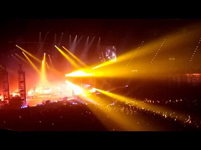 Последний концерт Linkin Park с участием Честера Беннингтона