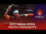 2017 India Open Highlights Achanta Sharath Kamal vs Paul Drinkhall (14)