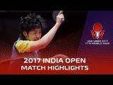 2017 India Open Highlights Yuto Muramatsu vs Achanta Sharath Kamal (R16)