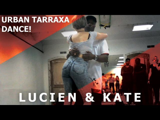 Tarada X / Lucien Kate Urban Tarraxa Dance @ KizzFuzz Hot Ice Kiz 2017