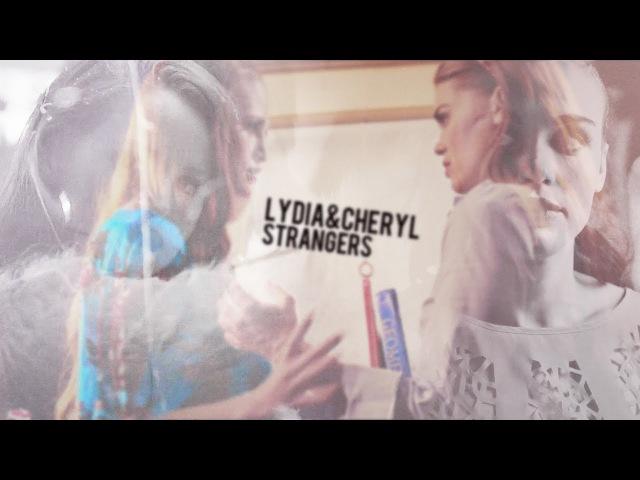 Lydia cheryl   strangers [crossover]