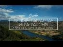 Grankinvideo vlog Деревня Alfarras, игра parchis, Peñíscola Замок Papa Luna