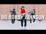 OG BOBBY JOHNSON SKY J CHOREOGRAPHY @ IMI DANCE STUDIO