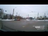 ДТП. Тверь, Маршала Конева улица (24.02.2017 (11:07))