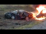 ужасная авария на фд трассе Махачкала-Кизилюрт