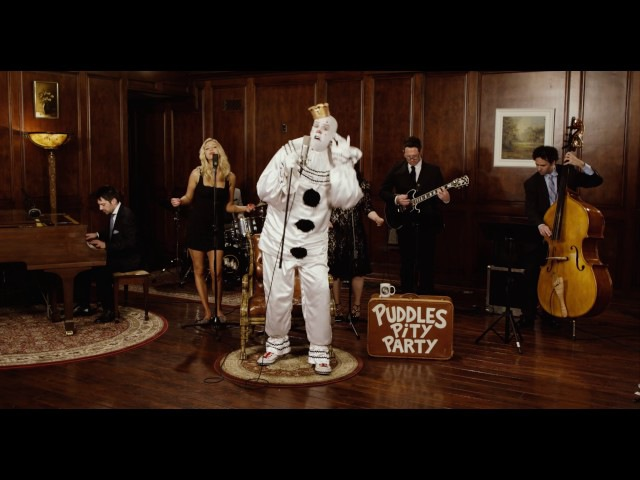 All The Small Things (Blink 182 Sad Clown Cover) - Postmodern Jukebox ft. Puddles Pity Party - AGT