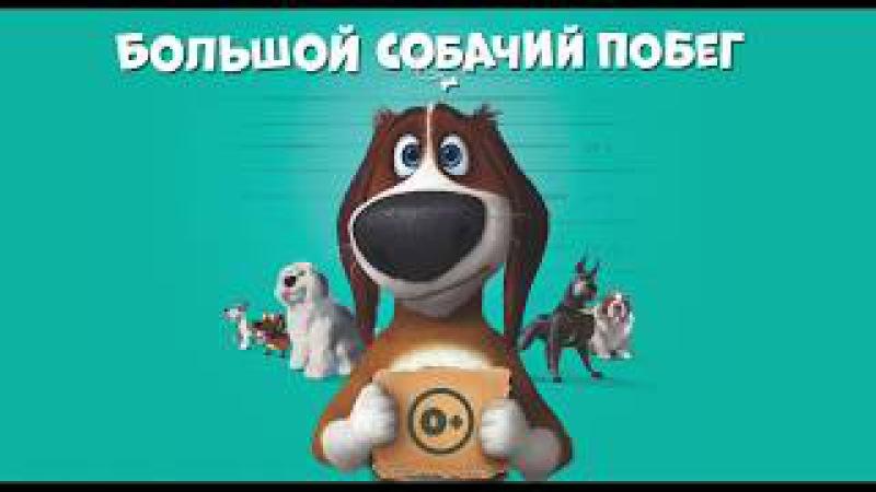 Большой собачий побег - трейлер (2016)