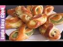 БУЛОЧКИ с ТВОРОГОМ Вкусные и Нежные - Cottage Cheese Buns recipe - Bánh Phô mai Tươi LudaEasyCook
